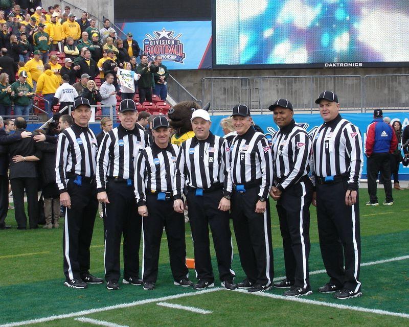 CAA FCS Finals - N. Dakota St (17) vs Sam Houston St (6) - Chris Smith, Jeff Cooney, George O'Brien, Tony Marcella, Vince Boccanfuso, Lyndell Shelton, John Shigo