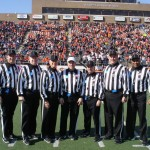 NCAA FCS Quarterfinals - Montana St (13) at Sam Houston St (49) - Chris Smith, Jeff Cooney, Vince Boccanfuso, Tony Marcella, George O'Brien, John Shigo, Lyndell Shelton