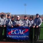 ECAC Northeast Bowl - Alfred (8) at Springfield (31) - Will Jeffries, William Lannon, Angelo Scaccia, Rich Gaitane, Tyler Perry, Todd Gundlach, Ryan Glass