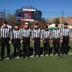 NCAA D3 1st Round - Washington & Jefferson (10) at John Hopkins (42) - Keith Vaverchak, Richard Anderson, Steve Angelella, Chuck Brosch, Russ Gordon, Ryan Robinson, Dan Collins