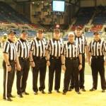 NCAA FCS Quarterfinals - Wofford (7) at North Dakota St (14) - John Shallet, Joe Cook, Tom Tierney, Rich Czarnecki, John Gerbino, Mark Cherpak, Scott Wolpert