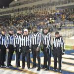 NCAA FCS Quarterfinals - Sam Houston St (34) at Montana St(16) - Jim Reif, Jim Slayton, Jerry Evans, Henry Wimberg, Marvin Wilson, Peter Beratta, Frank D'Angelo