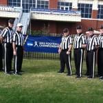 NCAA FCS 2nd Round - Central Ark (16) at Ga Southern (24) - Ron Roberts, Gene Higgins, Jeff Gray, Rick Matarante, Mike Hill, Jack O'Keefe, Ed Keiffer