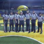 NCAA FCS Semifinals - Ga Southern (20) at North Dakota St (23) - Darrin Patrick, Bob Shober, Glen Wilson, Stuart Mullins, Larry Hayes, John Swartz, George O'Brien