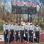 ECAC North Atlantic Bowl - Norwich (27) at Springfield (28) - Mike Lichwan, Tom Ignaffo, Todd Gundlach, Gregg Camara, Craig Carew, Jim Woods, Bill Baker