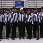 ECAC North Central Bowl - Cortland State (14) at Alfred (21) - Darryl Thomas, Jeff Thibodeau, Scott Virkler, Tom Mawhinney, Rich Clark, Tim Schmitt, Bob Palombo
