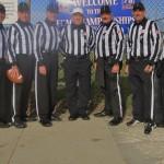 ECAC Northeast Bowl - West Conn (48) at Salve Regina (35) - John Scherban, Matt Williams, Chris Burgess, Ron Patry, Al Corvelo, Paul Rosetti, Anthony Inzero