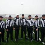 ECAC Northwest Bowl - Waynesburg (12) at Brockport (19) - Kevin Maxwell, Joe Granchelli, Vince Joy, Justin Kozlowski, Al Gens, Kevin Gentz, Chuck Winterberger