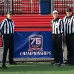 ECAC Southwest Bowl - Juniata (34) at Albright (45) - Chris McNally, Jim Bulger, Rick Martin, Joe Caruso, Scott McNerny, Bart DalDosso, Wil White