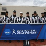 NCAA D3 1st Round - Framingham State (17) at Ithaca (20) - Rohann Vidal, Mark Bitar, Todd Rombach, Tony Stabilo, Dan Boyle, Rob Miller, Jesus Gonzalez