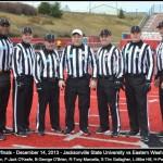 NCAA FCS Quarterfinals - Jacksonville State (24) at Eastern Washington (35)