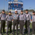 NCAA FCS 1st Round - Lafayette (7) at New Hampshire (45) - Jose Garcia, Ken Broome, Jim DeCarlo, Steve Keller, Jeff Martin, Jeff Osborne, Joe Vilella