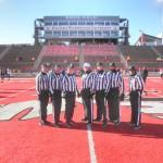 NCAA FCS 2nd Round - S. Dakota St. (17) at E. Washington (41) - Sean Geraghty, Bill Moran, John Miley, Bill Broadhurst, Andy Smith, Ron Roberts, John Gill