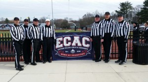 ECAC North Atlantic Bowl - RPI (36) at Framingham State (42) - Tyler Perry, John Scherban, Rob Cibotti, Ron Patry, Mark Achorn, Tom Zaylor, and Rick Bogert