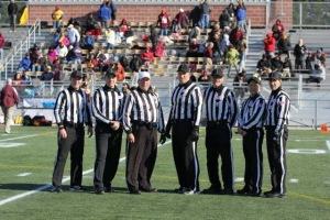 ECAC South Atlantic Bowl - Albright College (27) at Salisbury (48) - Tom Lezak, Anthony Falce, Nick Mesnick, Anthony Corvino, Joe Tiriolo, John Souchach, Stephen Puma