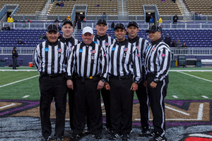 NCAA FCS First Round - Liberty (26) at James Madison (21) - John Svorinich, Jerry Walter, Andy Keenan, Fred Yawger, Mark Bitar, Anthony Solimine, and Jesus Gonzales