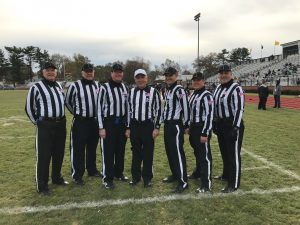 New England Bowl - Curry (14) at Framingham St (48) - Richard Newman, William Lannon, James Kearney David Carter, Tyler Perry, Matt Maille, James Lanzilotta,