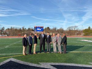2019 NCAA D2 1st Round - Shepherd (31) at Indiana UP (27) - Rick Martin, Gary Hobel, Bob Cancro, Ethan Pero, Louis Delone, Nick Gonzales, Jose Flores, Jim Pidcoe