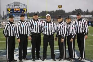 NCAA FCS First Round - Colgate (27) at New Hampshire (20) - MarkCherpak, Ray VanDusen, Adam Wentworth, Mike Davis, Frank Usseglio, Darrel Caneiro, and Ed Aiken
