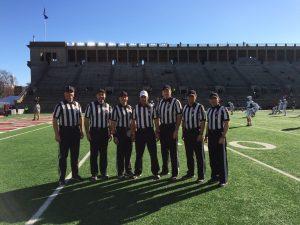 2016 Yale (21) at Harvard (14) - Chris Keel, John Reen, Pat Kepp, Matt Overton, Steve Toal, Greg Mota, Matt Smyth
