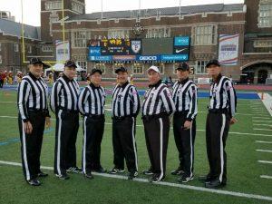 Ecac Asa S. Bushnell Bowl - Frostburg St (38) vs St John Fisher (14) - Jim Lanzilotta, Jim Mullaney, John Souchak, Jim Bulger, Mark Mesnick, Dan Boyle, John Zyanskosky