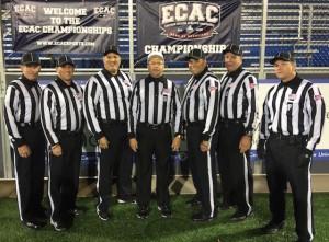 ECAC Presidents Bowl - WPI (6) Vs Kean University (24} - Chris Burgess, Ben Truskowski, Tommy Viola, Tom Mawhinney, Mike Lichwan, Tom Ignaffo, Jim Woods