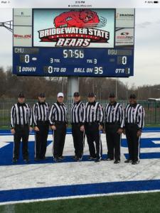 ECAC Legacy Bowl - Bridgewater St (13) Vs Carnegie Mellon (48) - Kevin Gentz, Don Collichio, Brian Finn, Kevin Lynch, Al Gens, Mike Savage, Ralph Newell (VA)