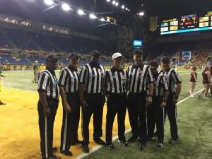 NCAA FCS Second Round - Montana (6) at North Dakota St (37) - Mel Plummer, Bob Shober, Corey Williams, Jeff Gray, Andrew Smith, Tim Gallagher (PA), Rick Matarante