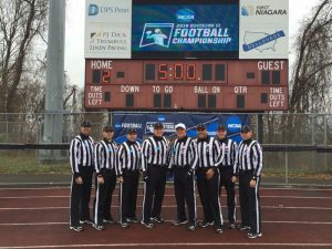 NCAA D2 Second Round - Indiana PA (23) vs California PA (44) - Brian Doherty, Justin Fortier, Eric Perrelli, Anthony Corvino, Steve Angelella, Martine Jones, Michael Moran, Matt Feid