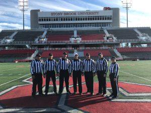NCAA FCS First Round - Lehigh (29) at Stony Brook (45) - Brian Semeriglia, Scott Kraynak, Dennis McGeehan, Joe Caruso, Wilson Durisko, Jerome Crimi, Samantha Davis