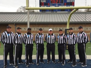 NCAA D2 Second Round - Indiana U of PA (13) at Shepherd (17) - Dan Collins, Justin Kozlowski, Darryl Thomas, Jeff Muha, Craig McDonnell, Tim Kenney, Justin Fortier, Jason Farnsworth