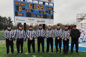 NCAA D2 Second Round Hillsdale (14) at Notre Dame (OH) (19) - Jon Galante, Kurt Benner, Kyle Peterson, Brian Kemble, Travis Barta, Zach Smith, Anthony Ganzak, Todd Moss (Alt)