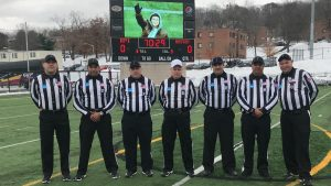 NCAA D3 First Round Husson (14) at RPI (38) - Sean J. Meigs, Andrew Holtz, Jonathan Grande, Richard Martin, Michael Ulizio, Jose Flores, Mike Pearrow.