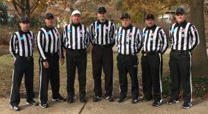 NCAA D3 First Round - Wne (0) at Delaware Valley (35) - Dave Fox, Justin Kozlowski, Dave Scott, Matt White, Paul Knapp, Joe Grancelli, Dave Hergert
