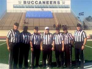 NCAA FCS Second Round - The Citadel (6) at Charleston Southern (14) - Gene Higgins, Hilbert Byers, Tim Gallagher, Tony Marcella, Frank D'Angelo, Dorsey Skinner, Dan Foutz